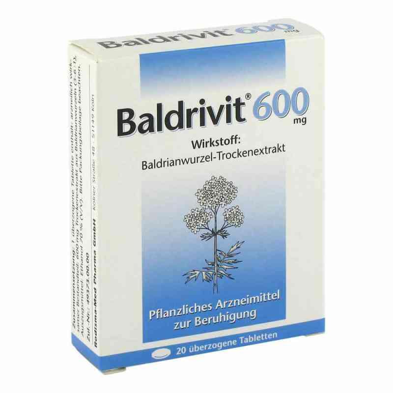 Baldrivit 600 mg Tabl.ueberzogen  zamów na apo-discounter.pl