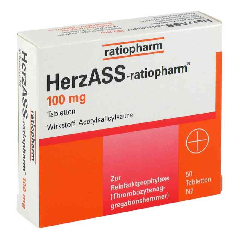 Herzass ratiopharm 100 mg Tabl. zamów na apo-discounter.pl