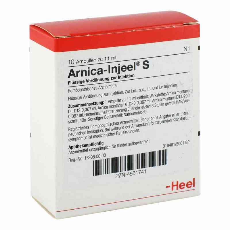 Arnica Injeele S 1,1 ml zamów na apo-discounter.pl