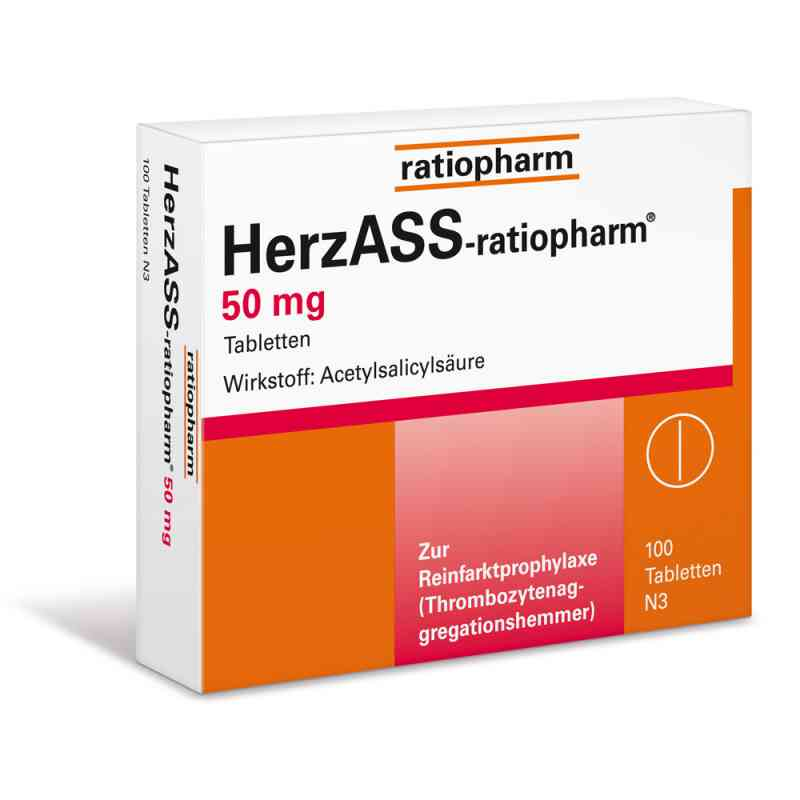 Herzass ratiopharm 50 mg Tabl.  zamów na apo-discounter.pl