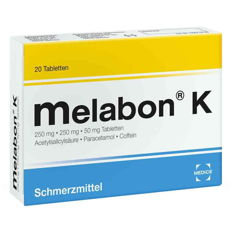 Melabon K Tabl. zamów na apo-discounter.pl