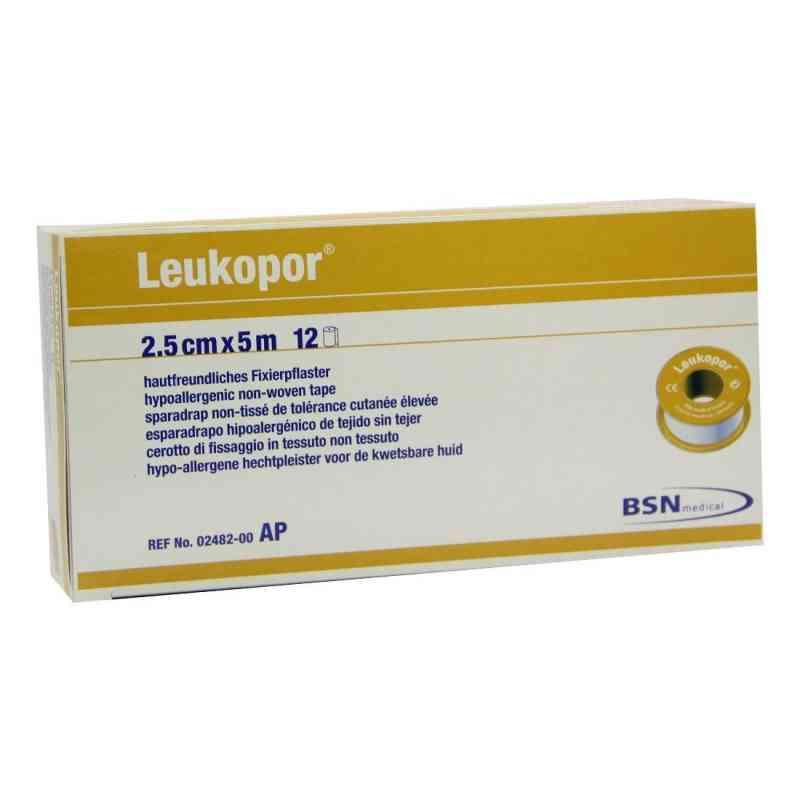 Leukopor 5 m x 2,50 cm 2482  zamów na apo-discounter.pl