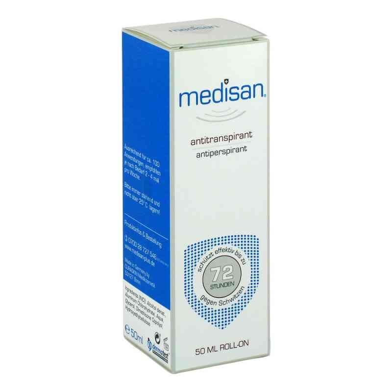 Medisan Plus Roll-on antyperspirant  zamów na apo-discounter.pl