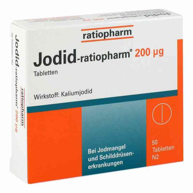 Jodid ratiopharm 200 ug Tabl. zamów na apo-discounter.pl