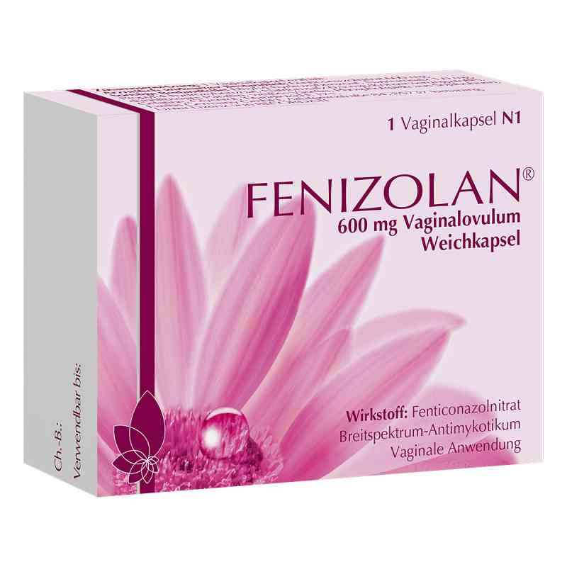 Fenizolan 600 mg Vaginalovula zamów na apo-discounter.pl