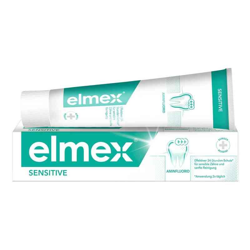 Elmex Sensitive pasta do zębów  zamów na apo-discounter.pl