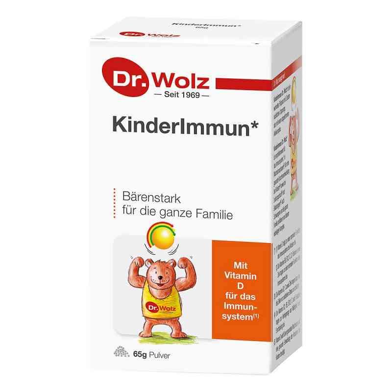 Kinderimmun Dr. Wolz proszek zamów na apo-discounter.pl
