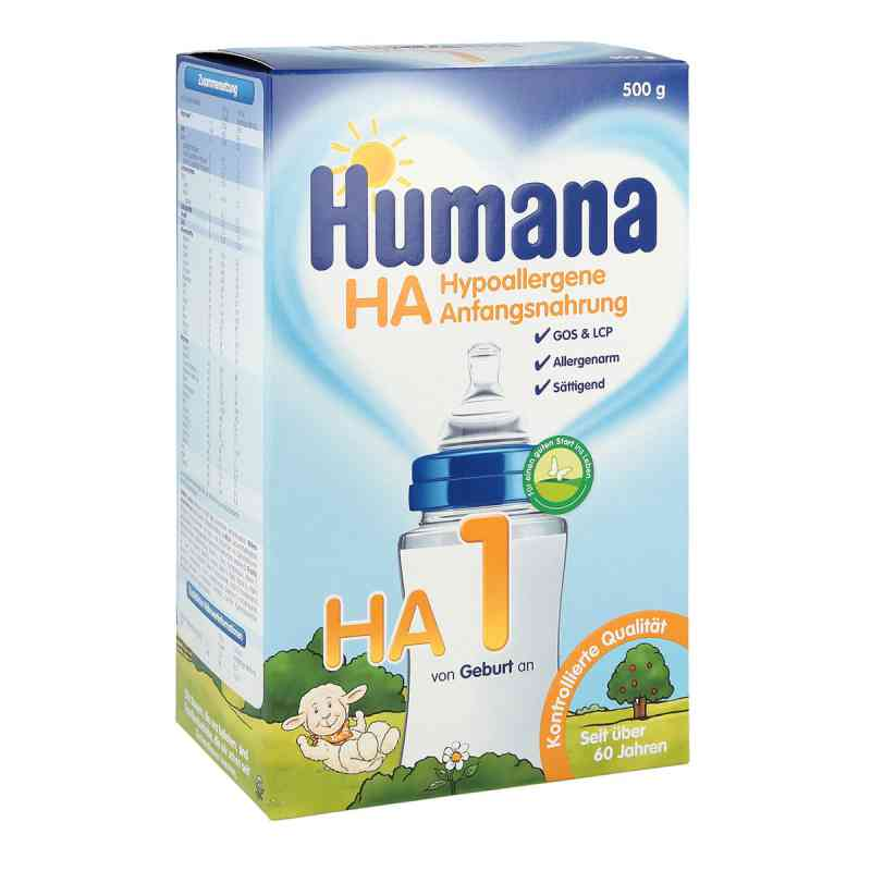 Humana Ha 1 Pulver zamów na apo-discounter.pl