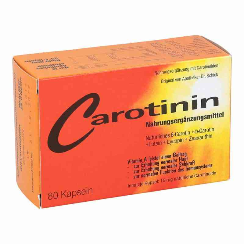 Carotinin kapsułki  zamów na apo-discounter.pl