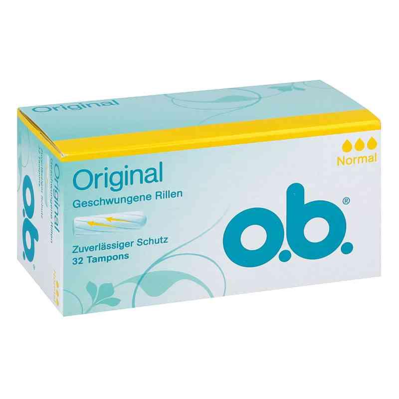 O.b. normal tampony  zamów na apo-discounter.pl