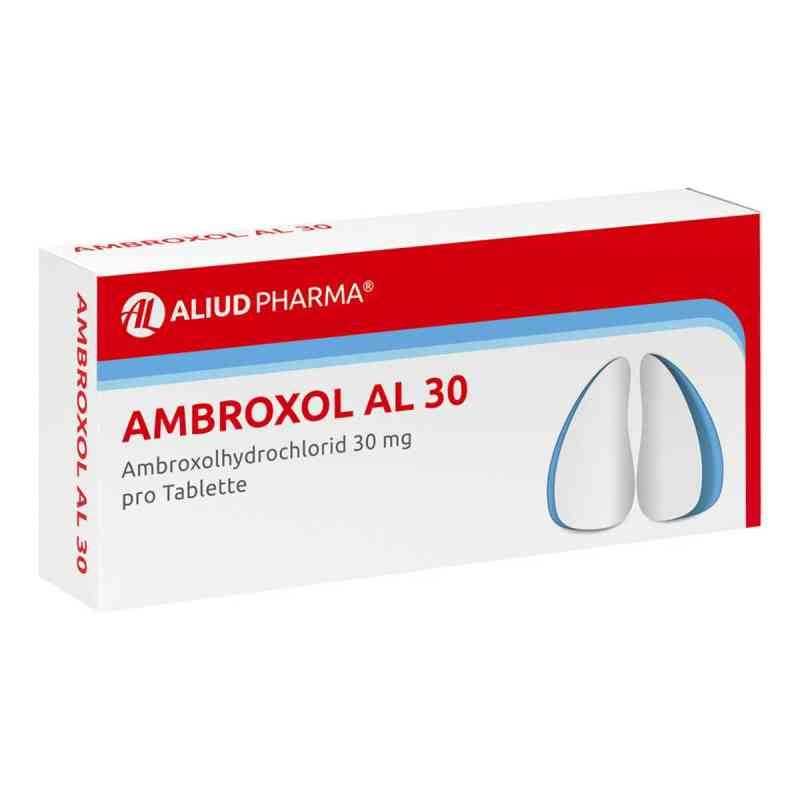 Ambroxol Al 30 Tabl.  zamów na apo-discounter.pl