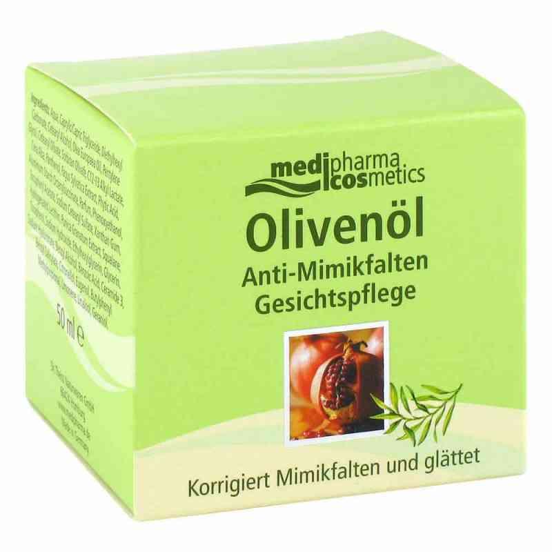 Olivenoel krem przeciwko zmarszczkom mimicznym  zamów na apo-discounter.pl