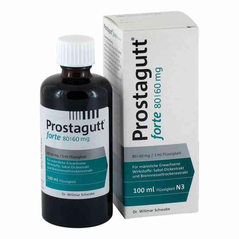 Prostagutt forte 80/60 mg fluessig  zamów na apo-discounter.pl
