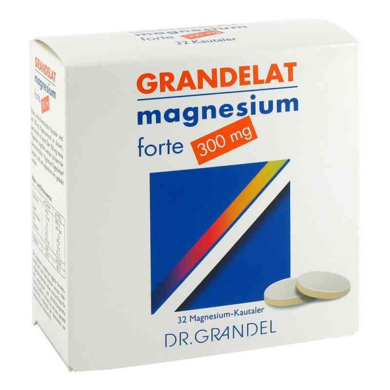 Magnesium Grandel 300 mg tabletki do żucia  zamów na apo-discounter.pl