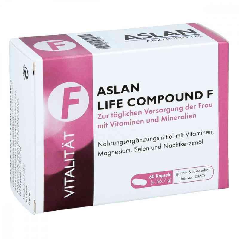 Aslan Life Compound F kapsułki  zamów na apo-discounter.pl