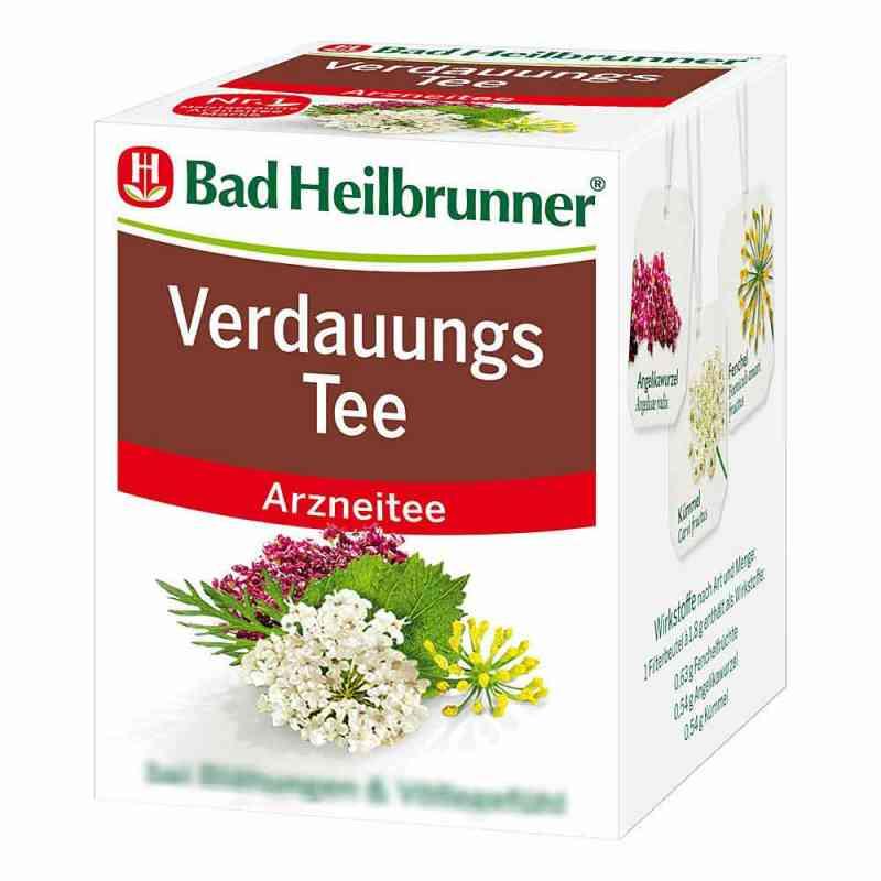 Bad Heilbrunner herbata na układ trawienny  zamów na apo-discounter.pl
