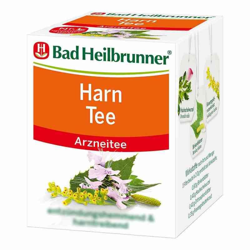 Bad Heilbrunner herbata o właściwościach moczopędnych  zamów na apo-discounter.pl