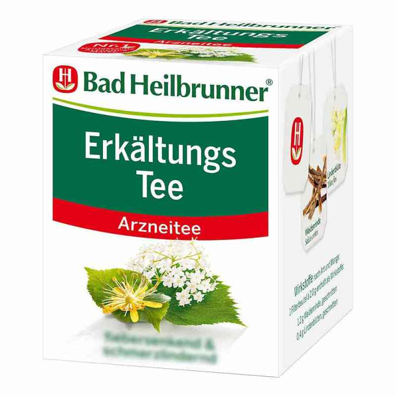 Bad Heilbrunner herbata na przeziębienia saszetki zamów na apo-discounter.pl