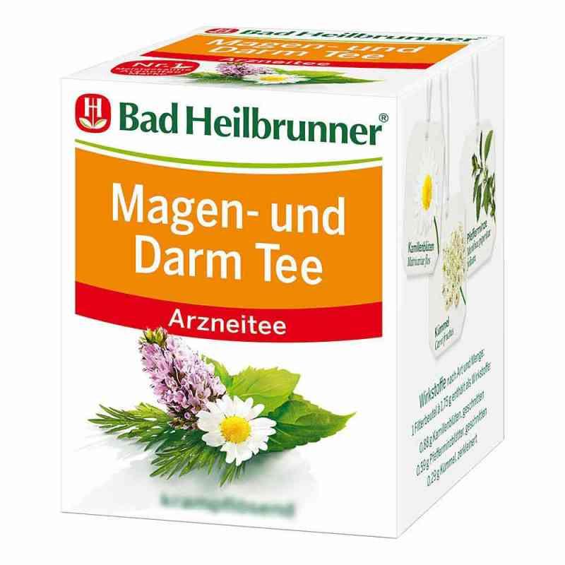 Herbata Bad Heilbrunner na żołądek i trawienie zamów na apo-discounter.pl