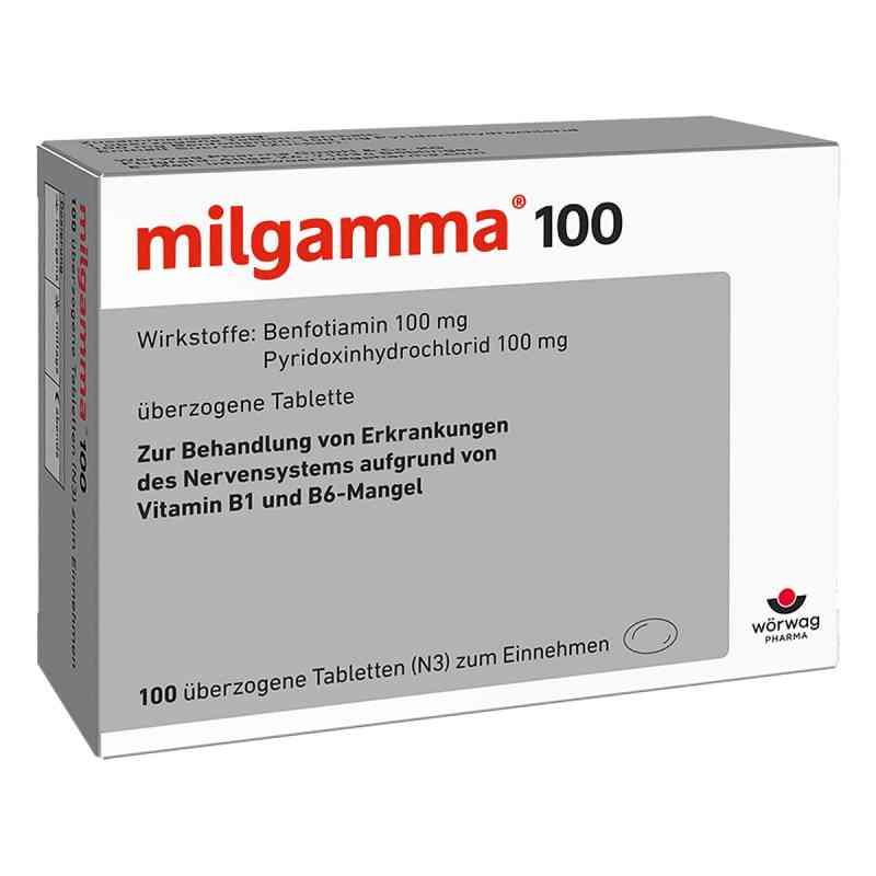 Milgamma 100 mg Tabl.ueberzogen zamów na apo-discounter.pl