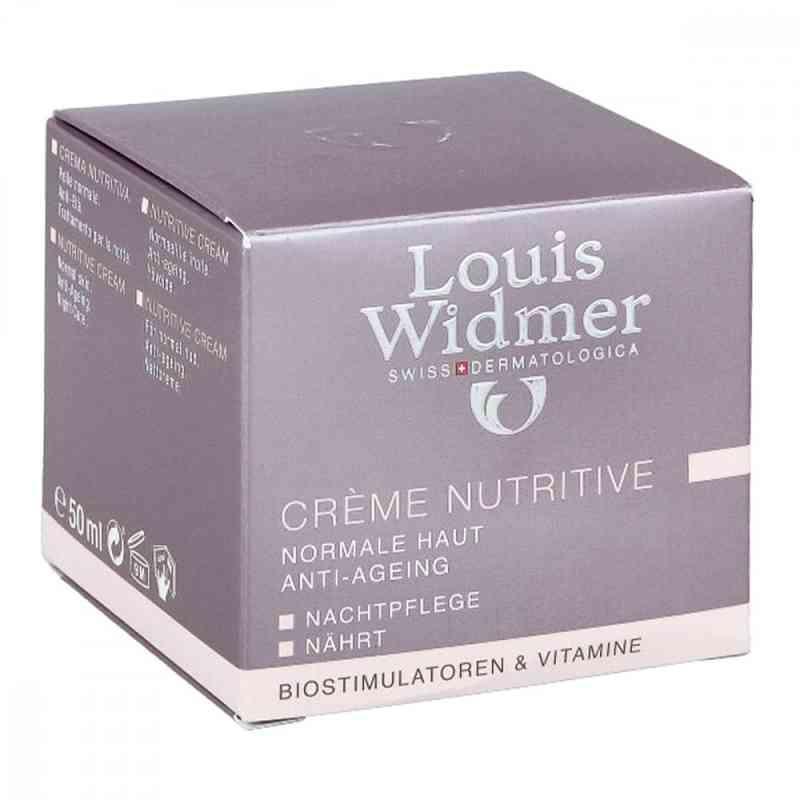 Louis Widmer Nutritive krem odżywczy na noc lekko perfum. zamów na apo-discounter.pl