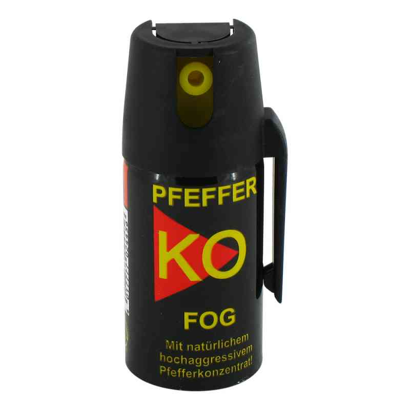 Pfeffer k.o. Spray Fog Verteidigungsspray  zamów na apo-discounter.pl