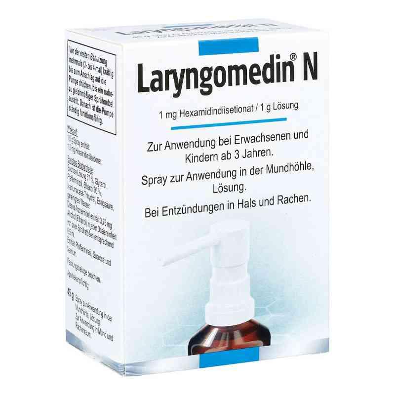 Laryngomedin N Spray  zamów na apo-discounter.pl