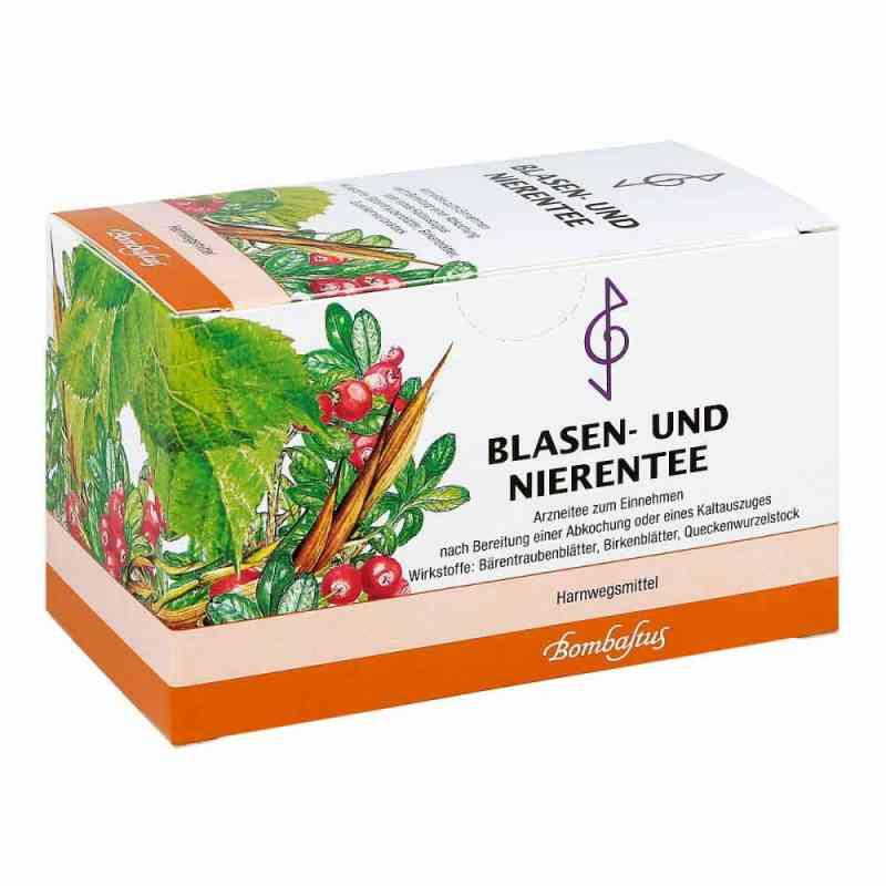 Blasen-nieren-tee Bombastus Vii Filterbtl. zamów na apo-discounter.pl