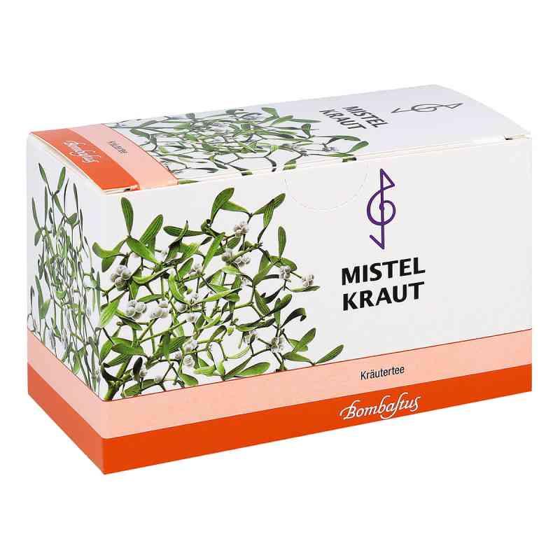 Mistelkraut herbata z jemiołą w saszetkach zamów na apo-discounter.pl