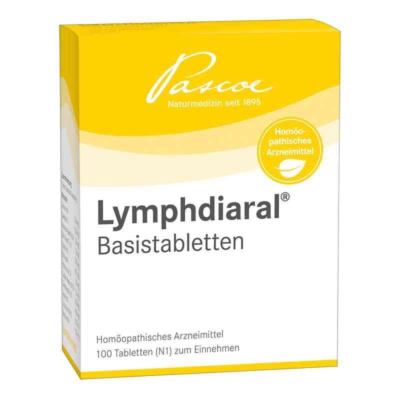 Lymphdiaral Basistabletten  zamów na apo-discounter.pl