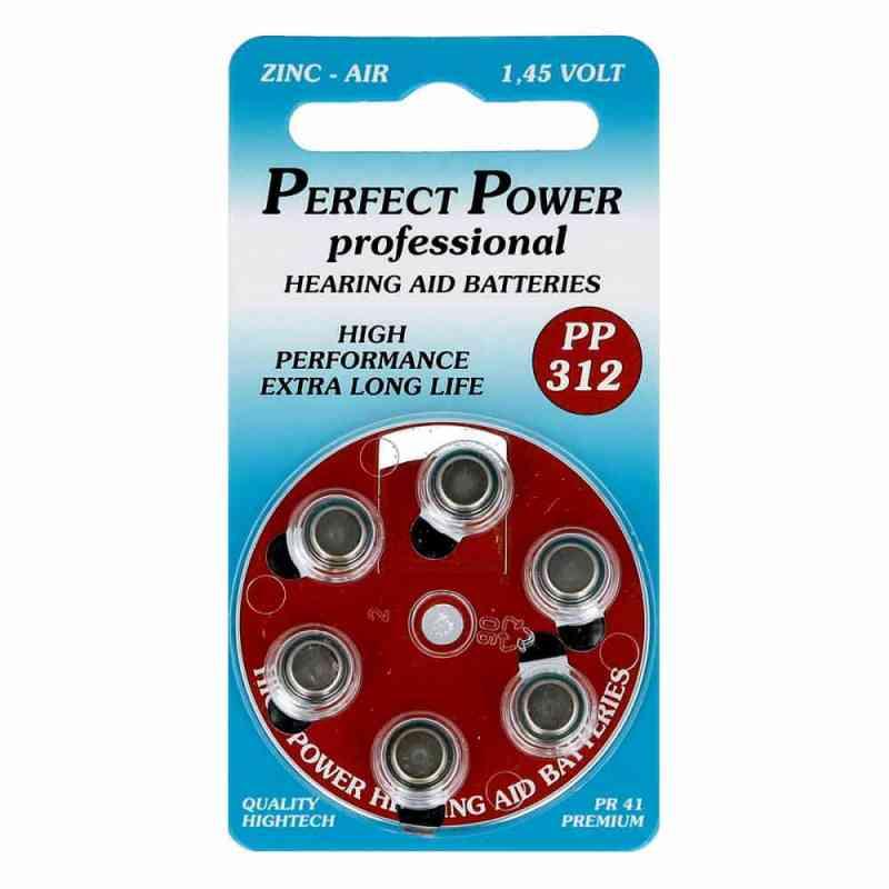 Batterien f.Hoergeraete Power Pp 312  zamów na apo-discounter.pl