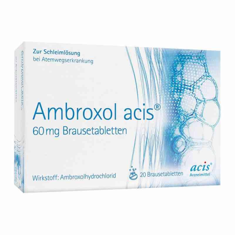 Ambroxol acis 60 mg Brausetabletten zamów na apo-discounter.pl