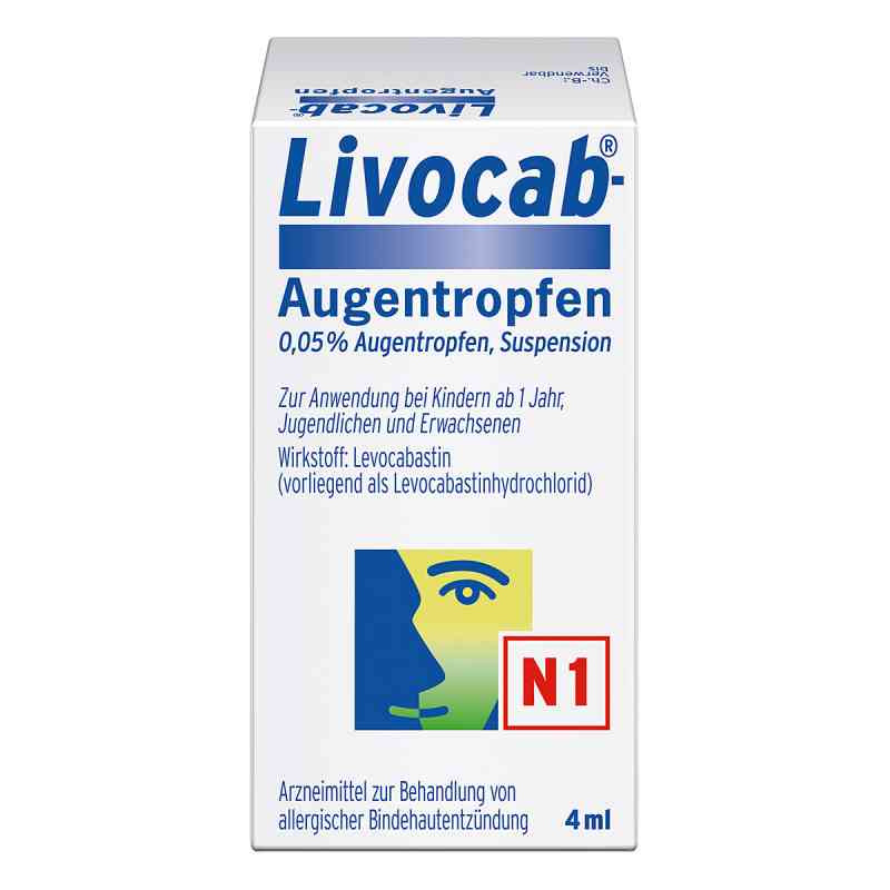 Livocab Augentropfen  zamów na apo-discounter.pl