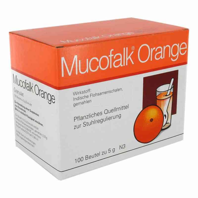 Mucofalk Orange Granulat Btl.  zamów na apo-discounter.pl