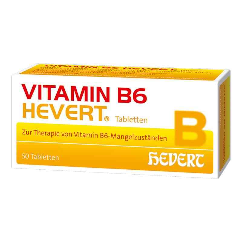 Vitamin B 6 Hevert Tabl. zamów na apo-discounter.pl