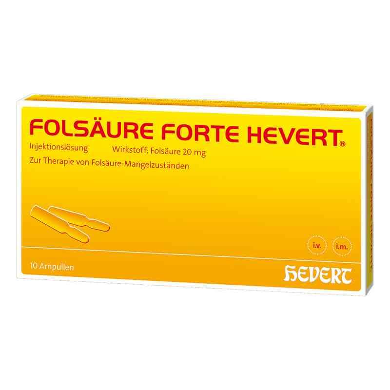 Folsaeure Hevert forte Amp.  zamów na apo-discounter.pl