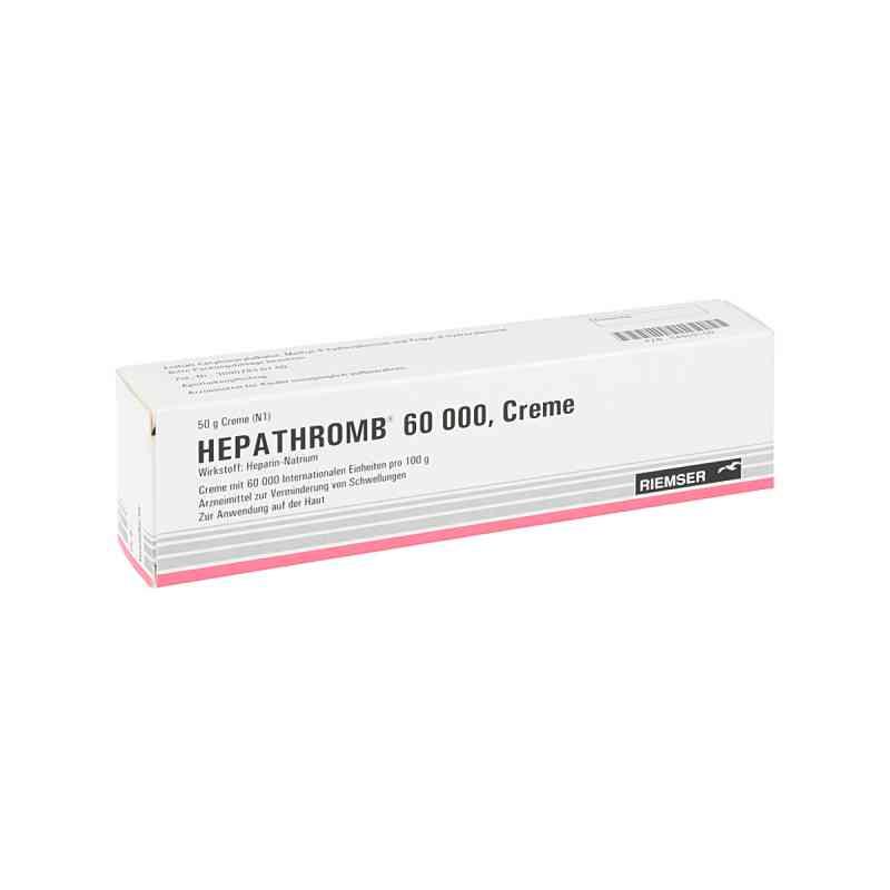Hepathromb Creme 60 000 I.e.  zamów na apo-discounter.pl