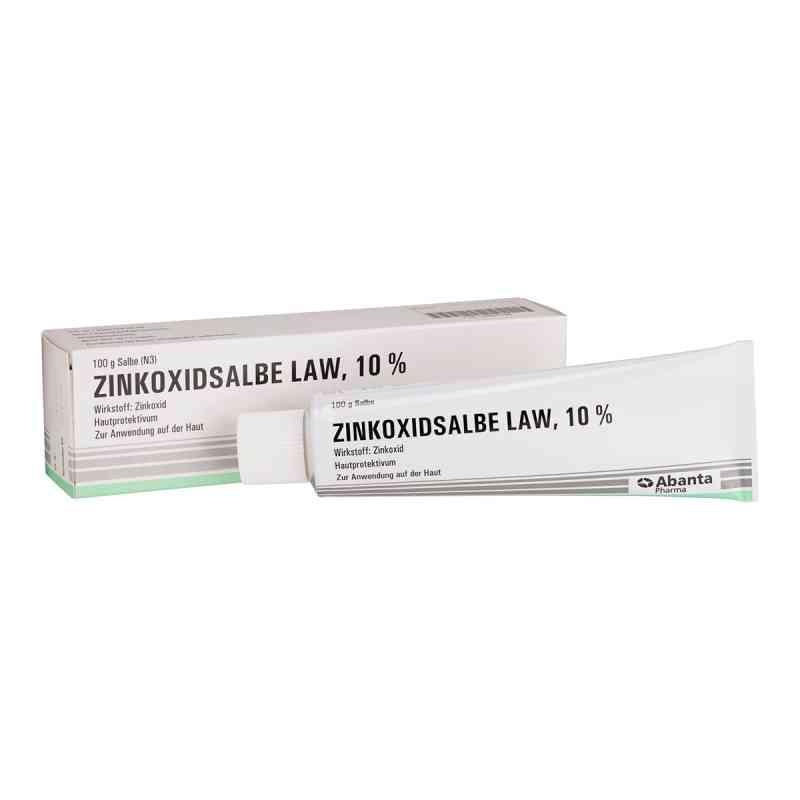 Zinkoxid Salbe Law zamów na apo-discounter.pl