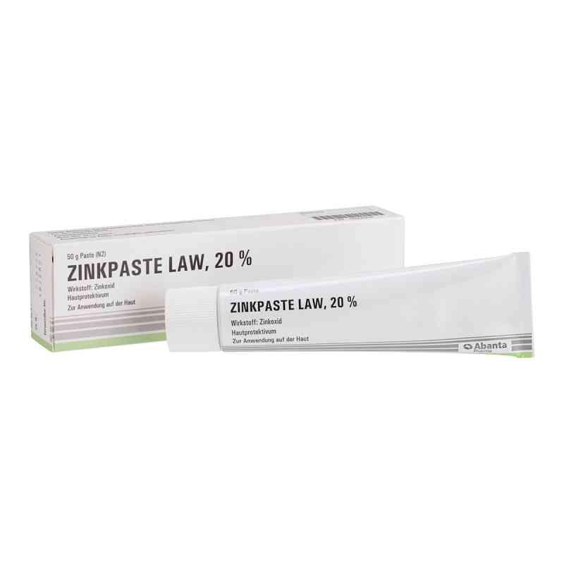 Zinkpaste Law zamów na apo-discounter.pl