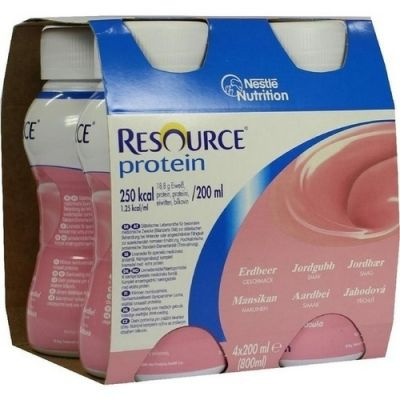 Resource Protein Drink Erdbeer zamów na apo-discounter.pl
