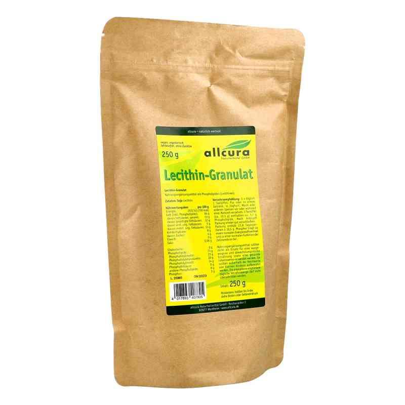 Lecithin Granulat  zamów na apo-discounter.pl