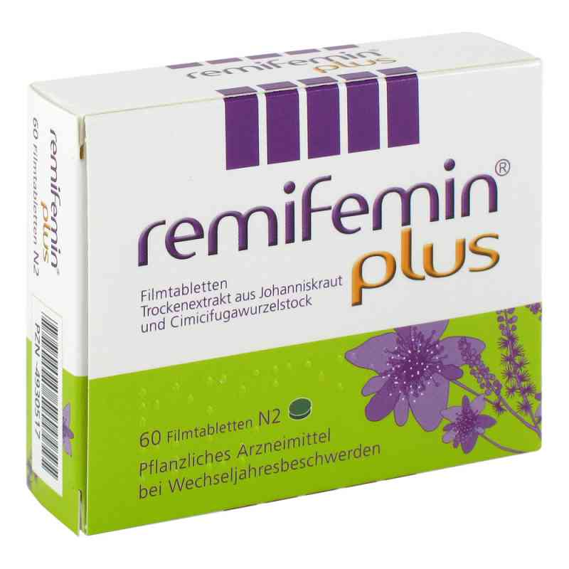 Remifemin Plus Tabletki powlekane zamów na apo-discounter.pl