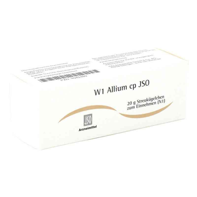 Jso Jkh Darmmittel W 1 Allium cp Globuli zamów na apo-discounter.pl