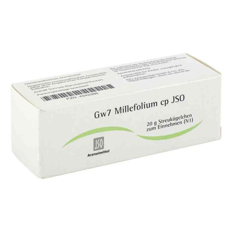 Jso Jkh Gewebemittel Gw 7 Millefolium cp Globuli zamów na apo-discounter.pl