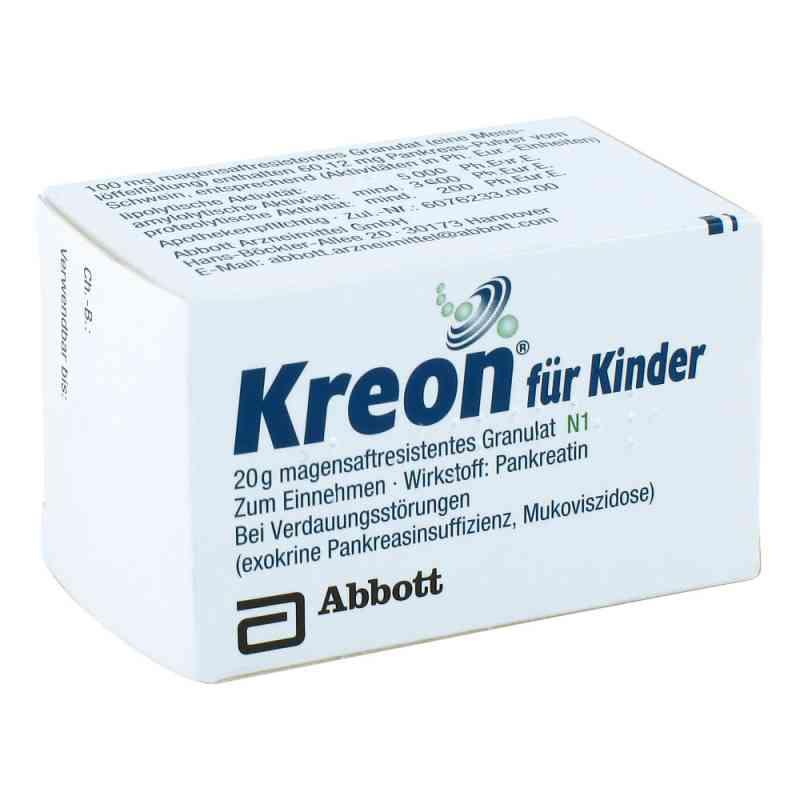 Kreon fuer Kinder Granulat  zamów na apo-discounter.pl