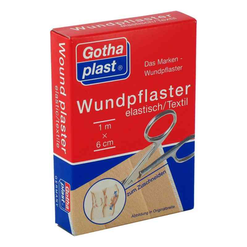 Gothaplast Wundpfl.elast.1mx6cm Abschn.  zamów na apo-discounter.pl