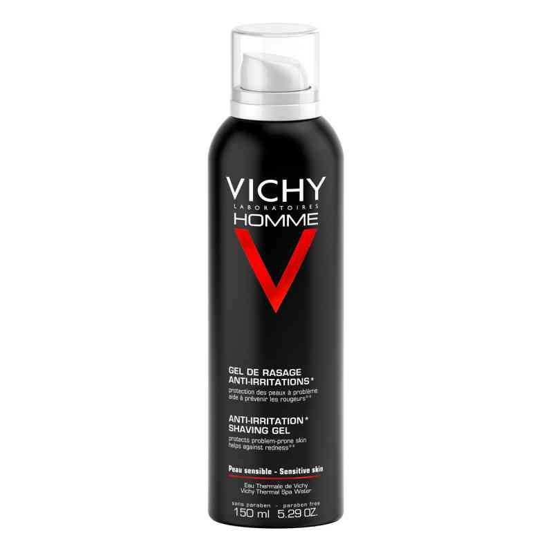 Vichy Homme żel do golenia przeciw podrażnieniom  zamów na apo-discounter.pl
