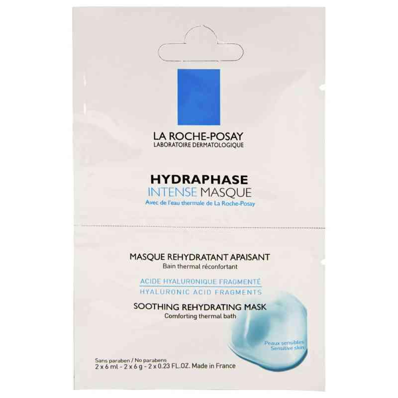 La Roche Posay Hydraphase maseczka kojąco-nawilżająca zamów na apo-discounter.pl