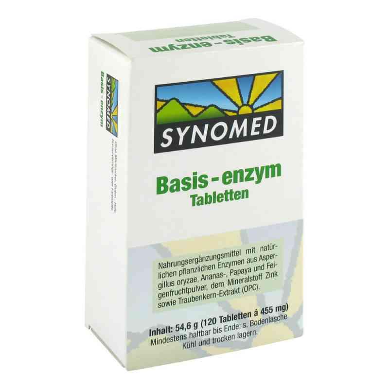 Basis Enzym tabletki  zamów na apo-discounter.pl