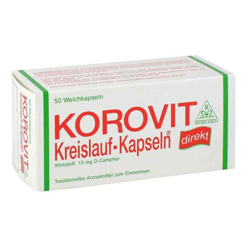 Korovit Kreislauf Kapseln zamów na apo-discounter.pl